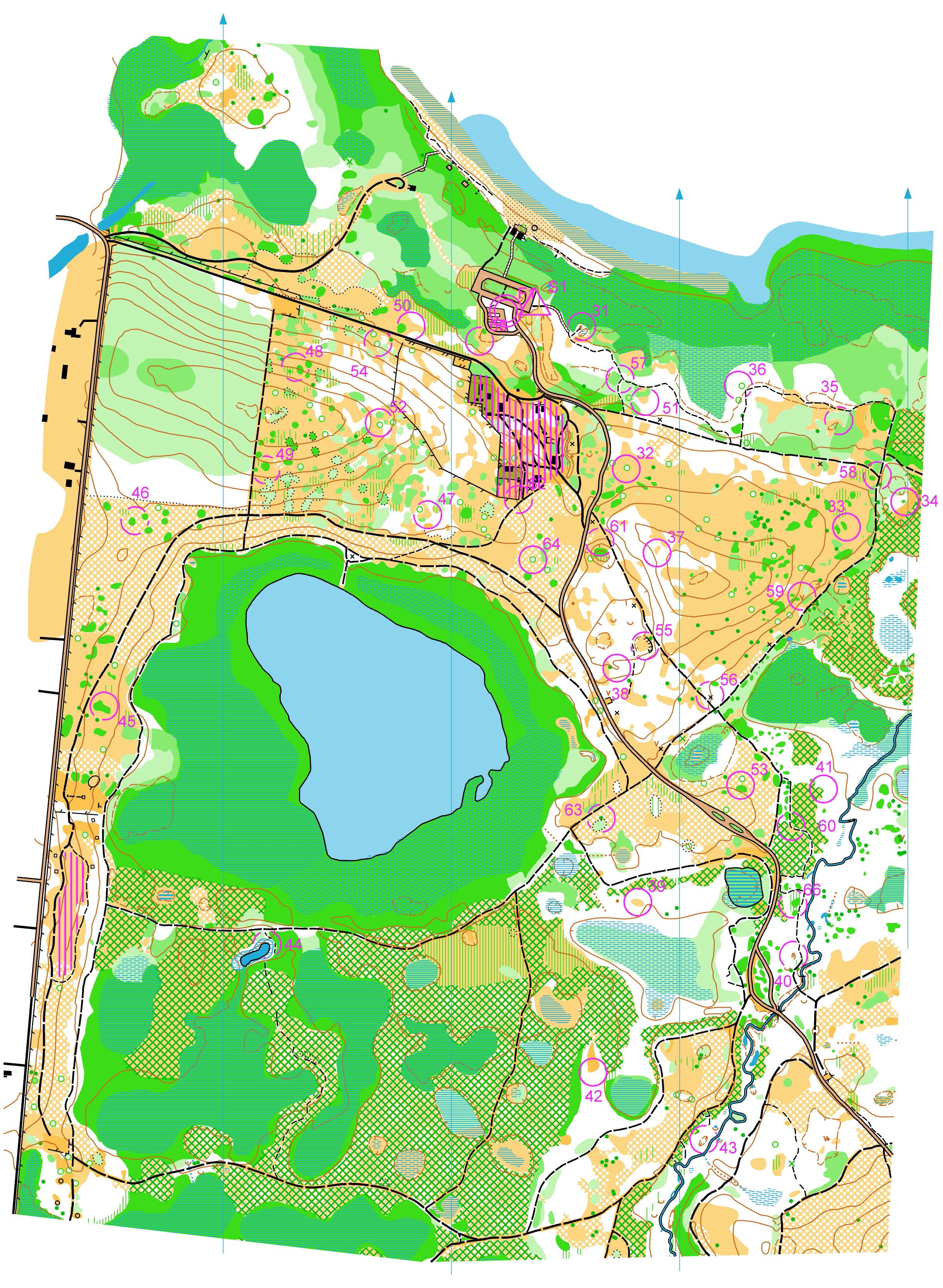 Florida Orienteering Results - Florida map state parks